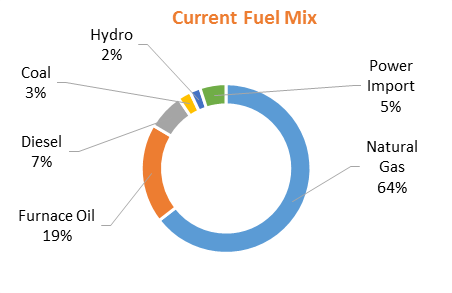 Fuel Mix