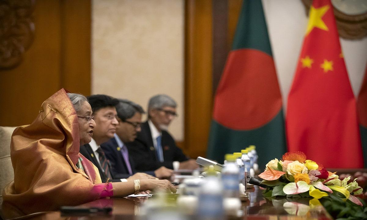 China-Bangladesh Trade LightCastle