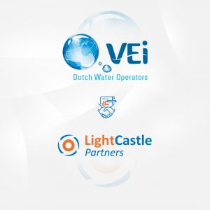 VEI signs contract with LightCastle Partners