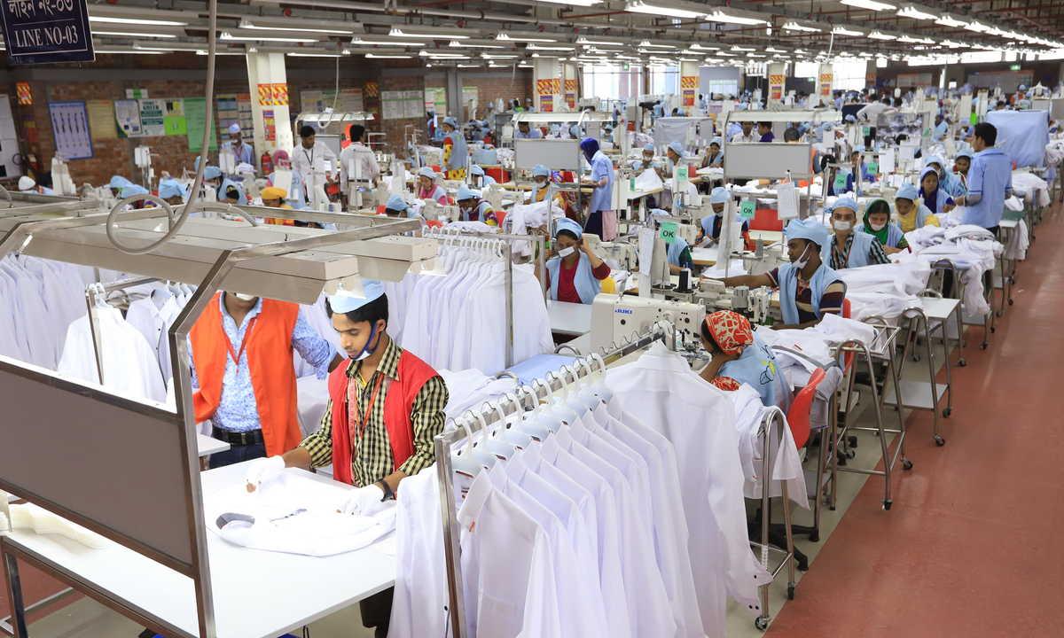 Bangladesh RMG Competitiveness
