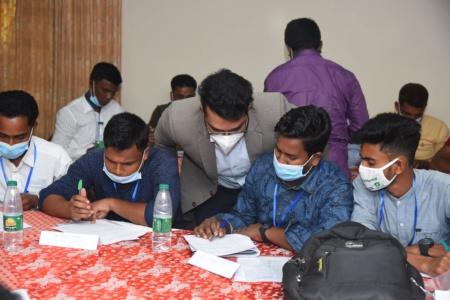 Bootcamp WorldFish Bangladesh