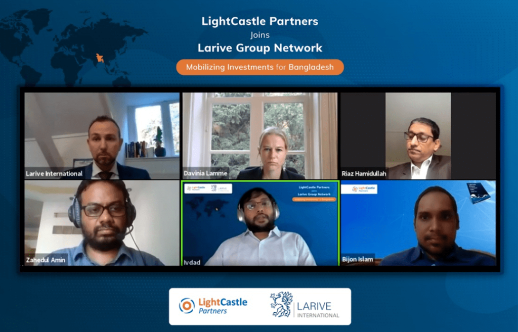 LightCastle joins Larive International Network