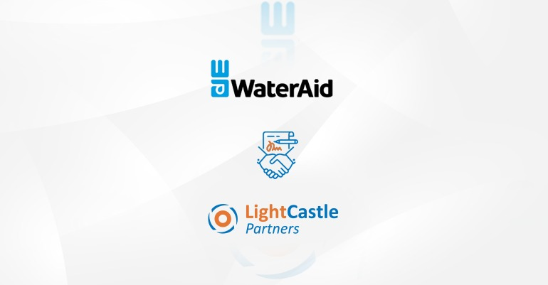 WaterAid Contract Announcement