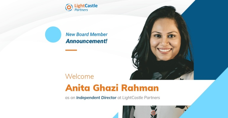 Anita Apa Joining LCP