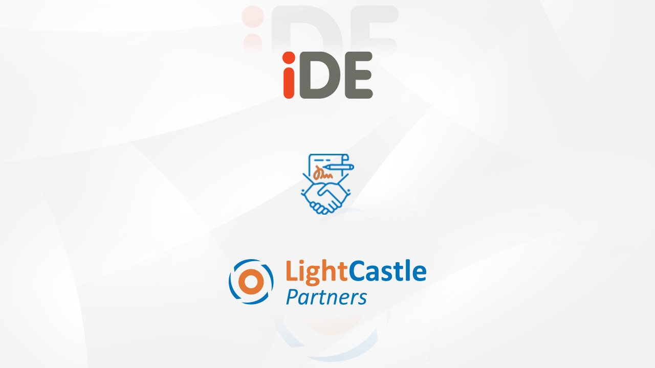 IDE contract announcement image