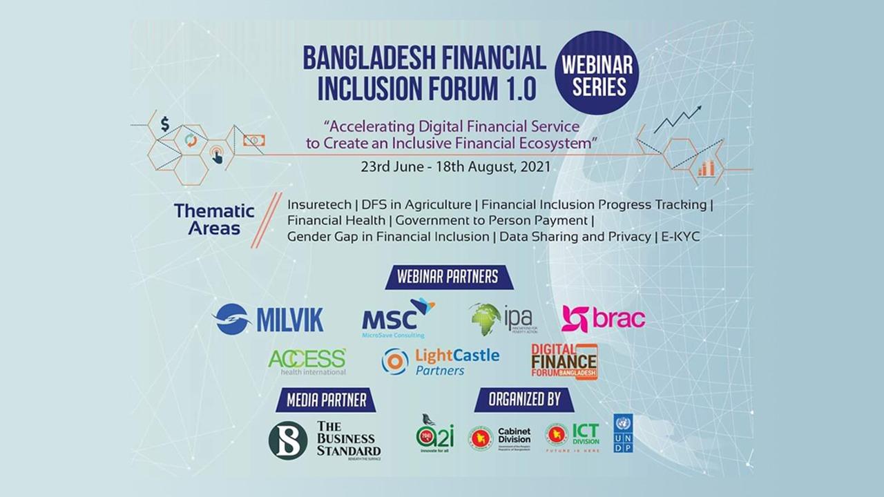 Bangladesh Financia Inclusion Forum
