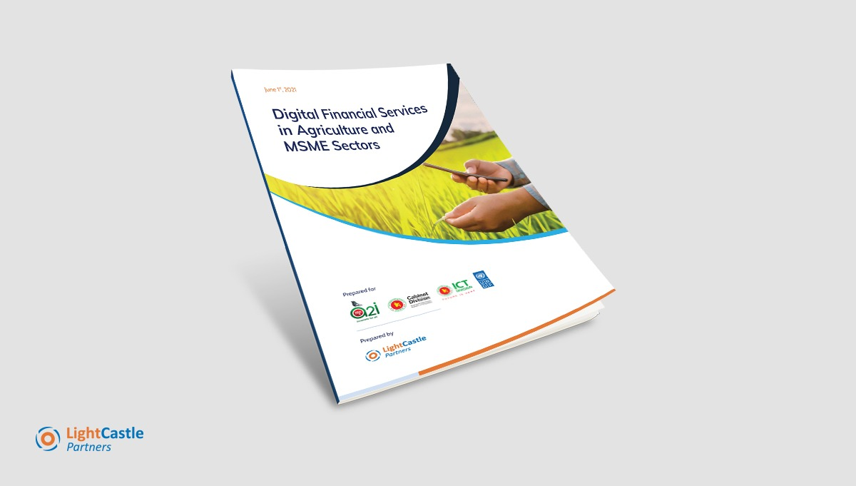 Digital Financial Services in Agriculture and MSME Sectors Report