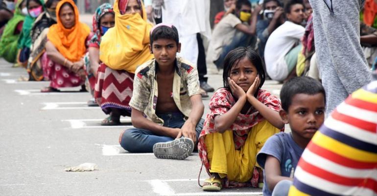 Poor of Bangladesh