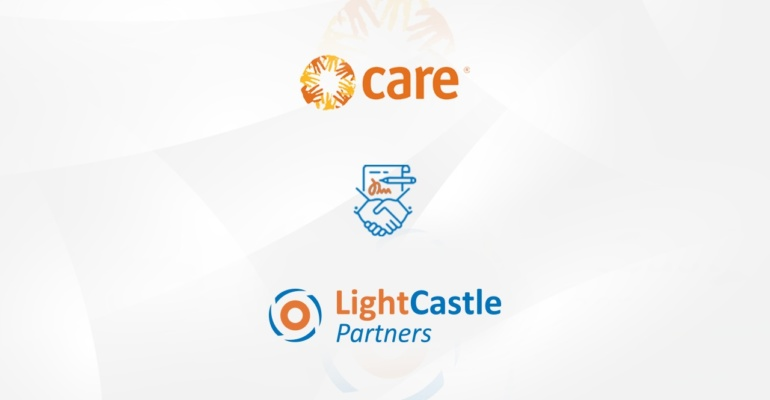 LightCastle Signs Agreement with CARE Bangladesh